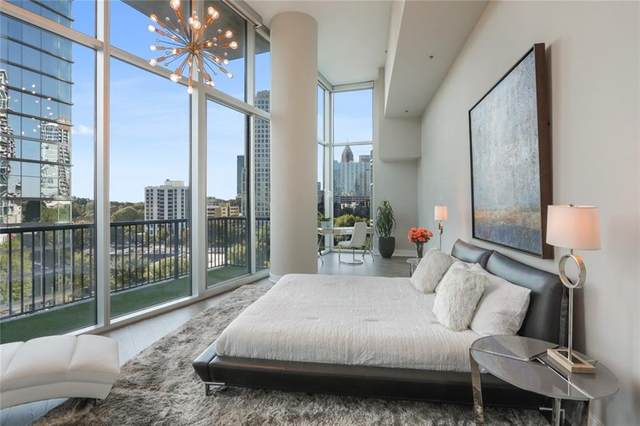 1080 Peachtree Street NE #709, Atlanta, GA 30309 (MLS #6796388) :: Good Living Real Estate