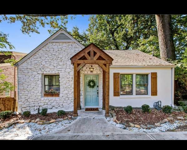 462 Deering Road NW, Atlanta, GA 30309 (MLS #6796408) :: North Atlanta Home Team