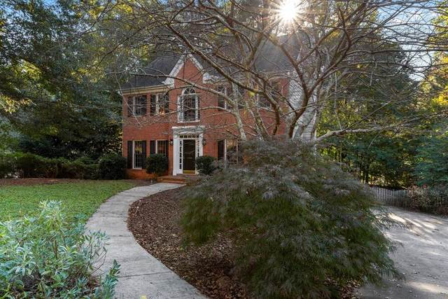 1798 Benningfield Drive SW, Marietta, GA 30064 (MLS #6796432) :: The Heyl Group at Keller Williams