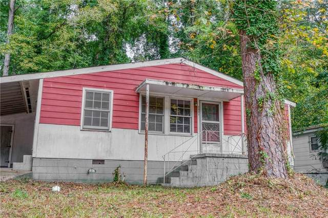 2335 Jackson Drive, East Point, GA 30344 (MLS #6796441) :: Team RRP | Keller Knapp, Inc.