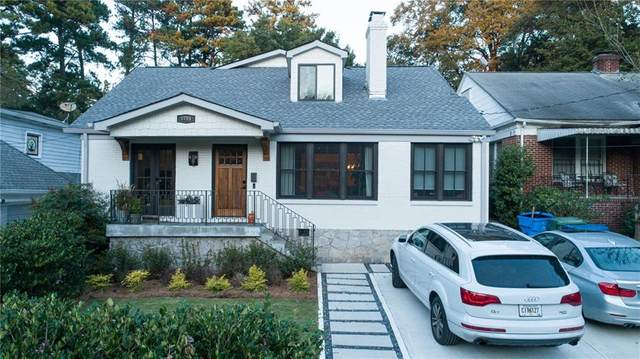 1755 Monroe Drive NE, Atlanta, GA 30324 (MLS #6796447) :: North Atlanta Home Team