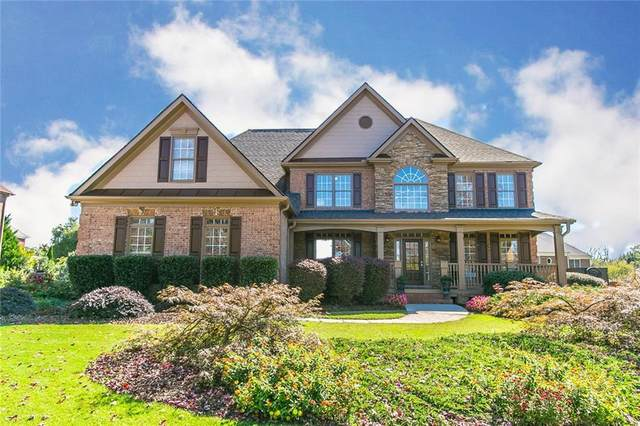 2831 Trailing Ivy Way, Buford, GA 30519 (MLS #6796449) :: RE/MAX Paramount Properties