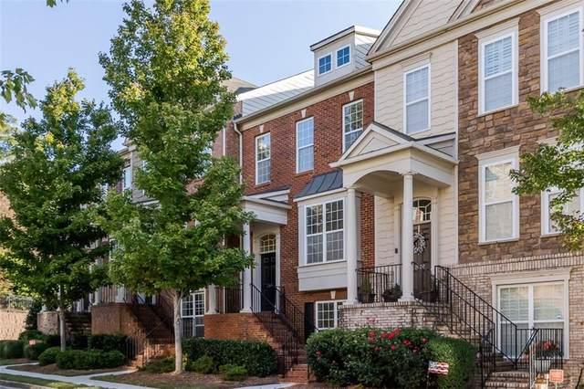 2398 Natoma Court SE #7, Smyrna, GA 30080 (MLS #6796455) :: North Atlanta Home Team