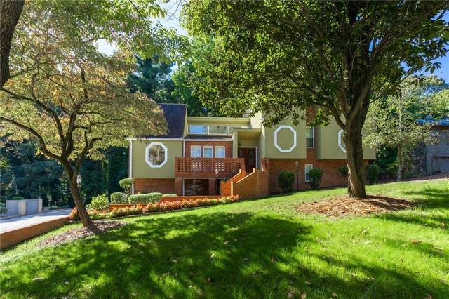 1307 Shiloh Trail East NW, Kennesaw, GA 30144 (MLS #6796486) :: North Atlanta Home Team