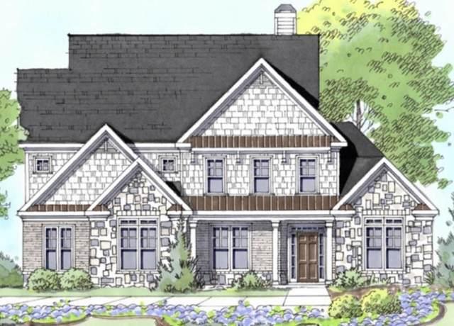4215 Gunnerson Lane, Kennesaw, GA 30152 (MLS #6796487) :: Tonda Booker Real Estate Sales