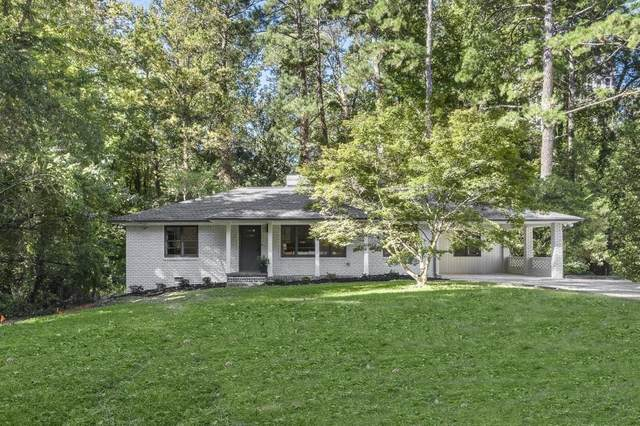 3476 Rockhaven Circle NE, Atlanta, GA 30324 (MLS #6796496) :: RE/MAX Paramount Properties