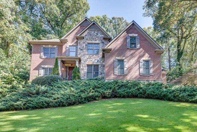 2187 Heritage Drive NE, Atlanta, GA 30345 (MLS #6796502) :: The Zac Team @ RE/MAX Metro Atlanta