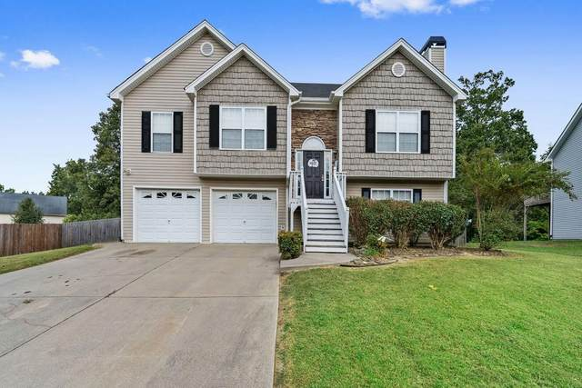 45 Mountain View Drive, Rockmart, GA 30153 (MLS #6796515) :: Keller Williams