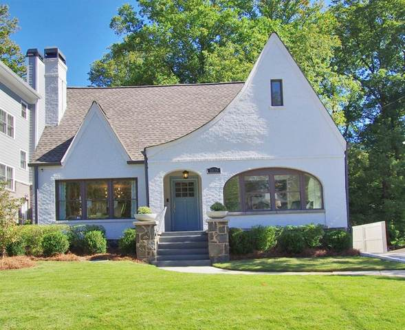 1035 Rosedale Road NE, Atlanta, GA 30306 (MLS #6796522) :: The Zac Team @ RE/MAX Metro Atlanta