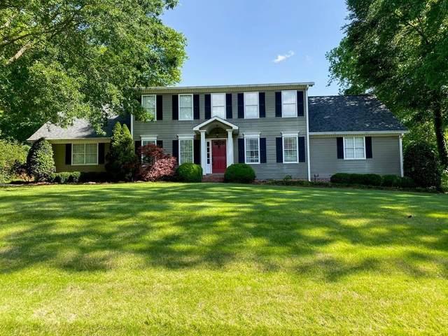 507 Brookside Drive, Dalton, GA 30720 (MLS #6796524) :: North Atlanta Home Team
