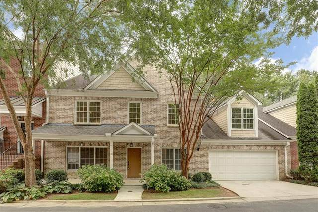 10090 Jones Bridge Road #10, Alpharetta, GA 30022 (MLS #6796525) :: North Atlanta Home Team