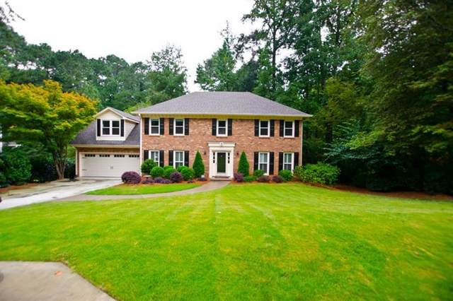 4852 Riveredge Drive, Peachtree Corners, GA 30096 (MLS #6796530) :: RE/MAX Prestige