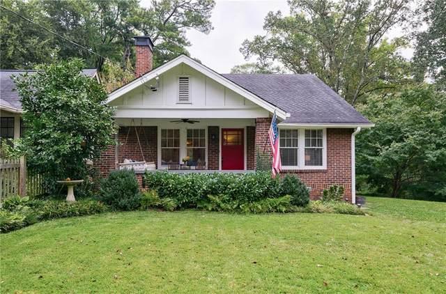 2211 Fairhaven Circle, Atlanta, GA 30305 (MLS #6796539) :: RE/MAX Paramount Properties