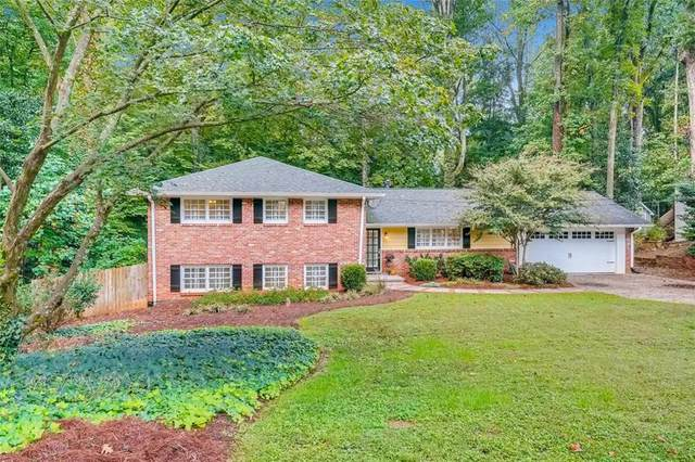 5572 Sherrell Drive NE, Sandy Springs, GA 30342 (MLS #6796560) :: Tonda Booker Real Estate Sales
