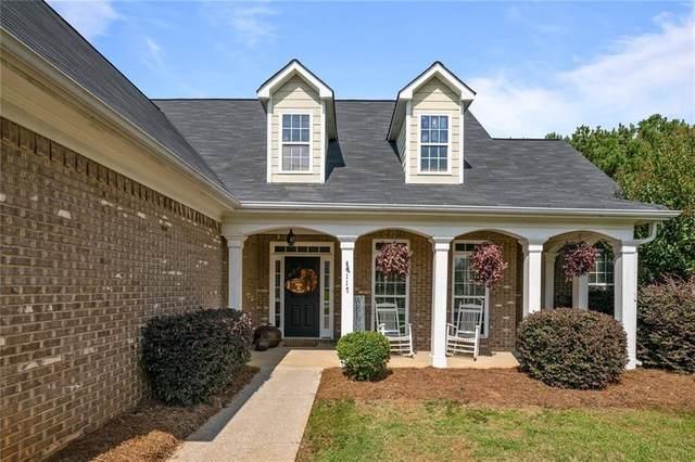 117 Colonial Circle NW, Cartersville, GA 30120 (MLS #6796568) :: North Atlanta Home Team
