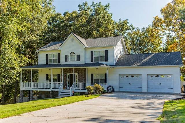 24 C J Drive, Euharlee, GA 30145 (MLS #6796570) :: Tonda Booker Real Estate Sales