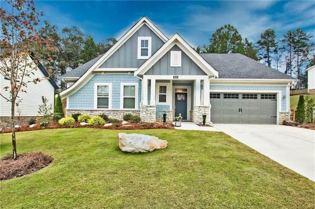 8010 Veranda Curve, Ball Ground, GA 30107 (MLS #6796580) :: North Atlanta Home Team