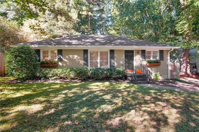1007 Seaboard Avenue NW, Atlanta, GA 30318 (MLS #6796585) :: Keller Williams