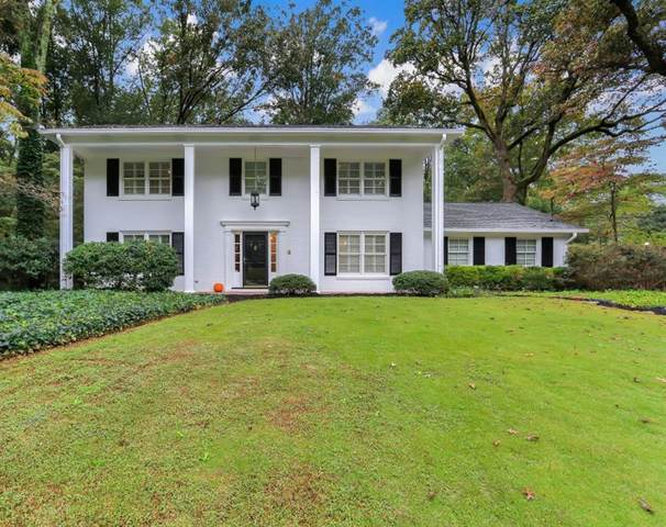 6630 Williamson Drive, Atlanta, GA 30328 (MLS #6796597) :: Good Living Real Estate
