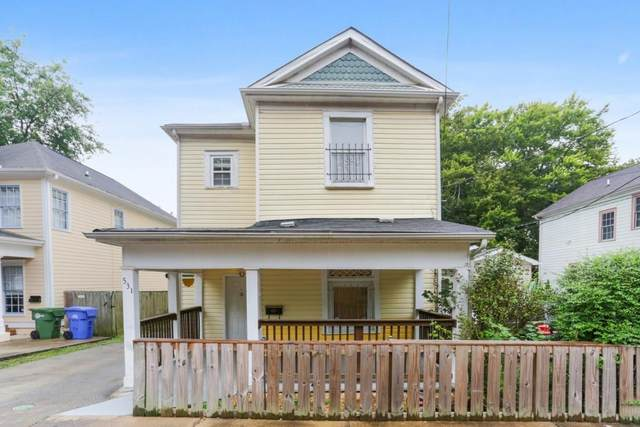 531 Connally Street SE, Atlanta, GA 30312 (MLS #6796599) :: Team RRP | Keller Knapp, Inc.