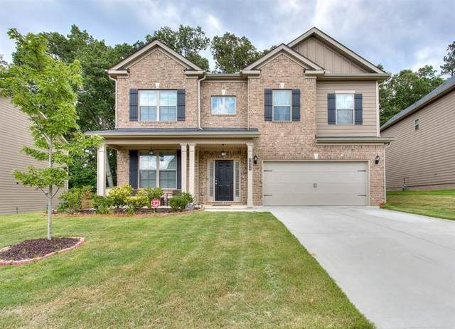7924 Nolan Trail, Snellville, GA 30039 (MLS #6796602) :: The Cowan Connection Team