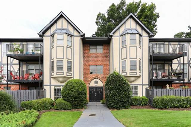 6851 Roswell Road B15, Sandy Springs, GA 30328 (MLS #6796606) :: RE/MAX Paramount Properties