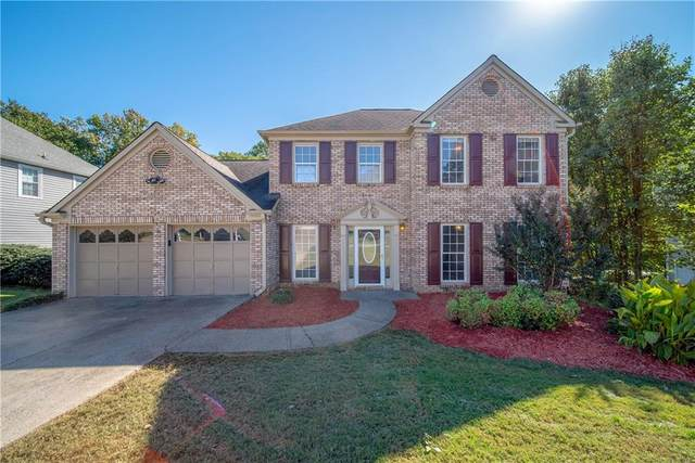 114 Eagle Glen Drive, Woodstock, GA 30189 (MLS #6796613) :: North Atlanta Home Team