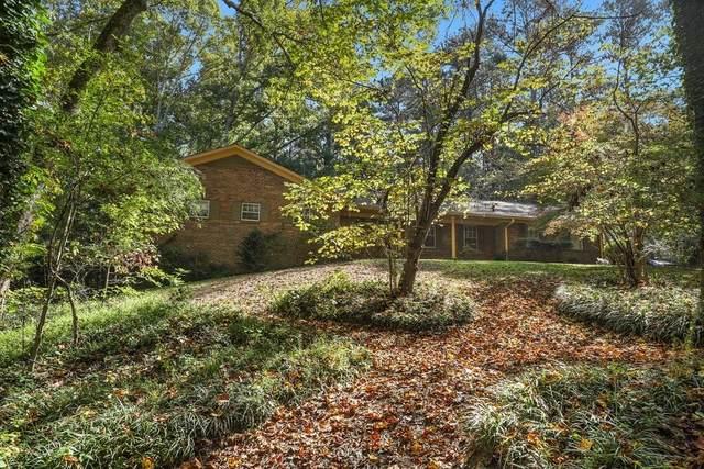 5760 Colonist Drive, Fairburn, GA 30213 (MLS #6796619) :: Tonda Booker Real Estate Sales