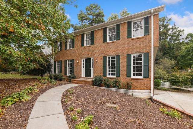 2719 Saddle Ridge Lake Drive, Marietta, GA 30062 (MLS #6796641) :: North Atlanta Home Team