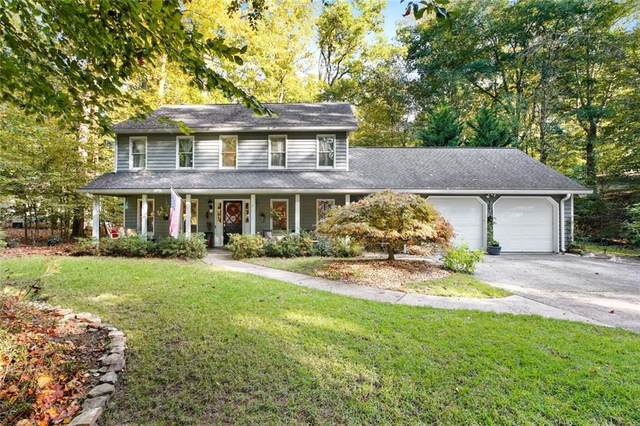 160 Sweetwood Way, Roswell, GA 30076 (MLS #6796645) :: Team RRP | Keller Knapp, Inc.
