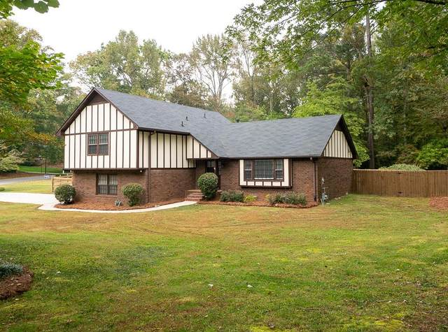 1942 Clinton Drive, Marietta, GA 30062 (MLS #6796658) :: North Atlanta Home Team