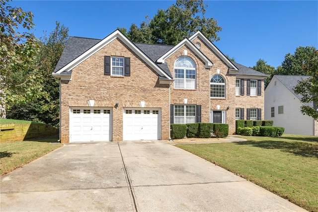 3380 Thorneridge Trail, Douglasville, GA 30135 (MLS #6796666) :: Tonda Booker Real Estate Sales
