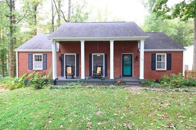 157 Cleburne Avenue NW, Marietta, GA 30064 (MLS #6796676) :: Tonda Booker Real Estate Sales