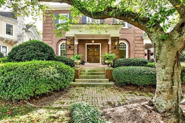223 15th Street NE, Atlanta, GA 30309 (MLS #6796690) :: AlpharettaZen Expert Home Advisors