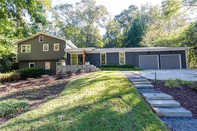 4120 Mcclatchey Circle NE, Atlanta, GA 30342 (MLS #6796700) :: Compass Georgia LLC