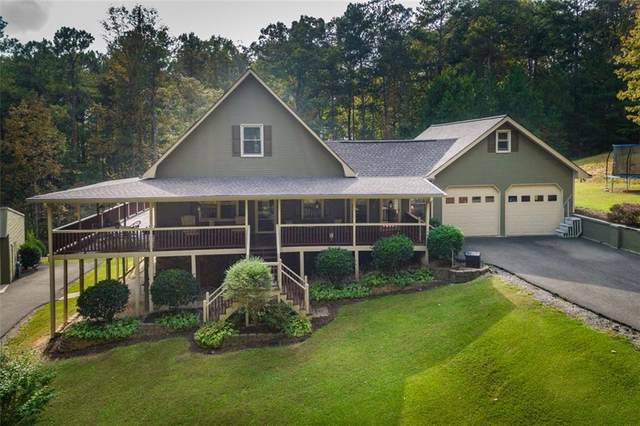 4 Scott Drive, Jasper, GA 30143 (MLS #6796703) :: North Atlanta Home Team