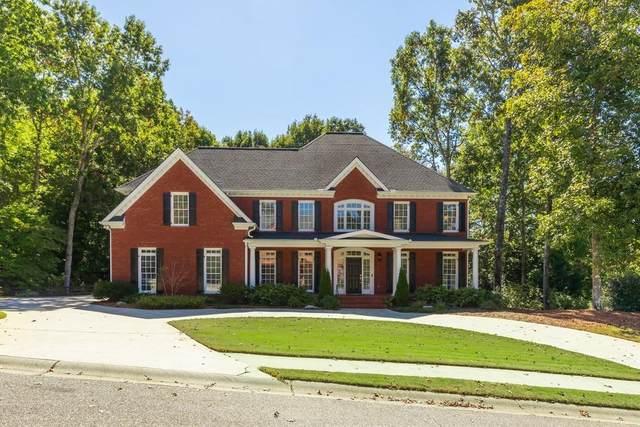 112 Ridge View Drive, Ball Ground, GA 30107 (MLS #6796715) :: Keller Williams