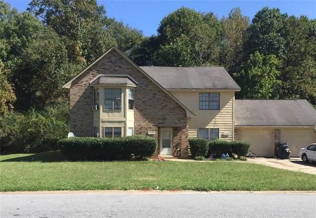 5826 N Castlegate Drive, Atlanta, GA 30349 (MLS #6796722) :: Keller Williams Realty Cityside