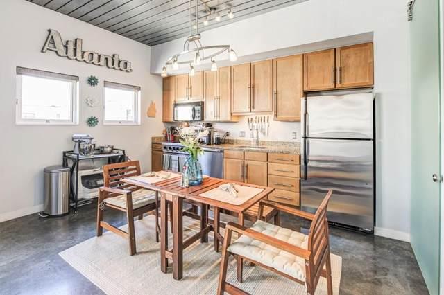 620 Glen Iris Drive NE #524, Atlanta, GA 30308 (MLS #6796724) :: Vicki Dyer Real Estate