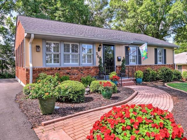 569 Nancy Street, Marietta, GA 30066 (MLS #6796767) :: Tonda Booker Real Estate Sales