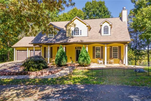875 Curtis Road, Canton, GA 30115 (MLS #6796769) :: The Cowan Connection Team