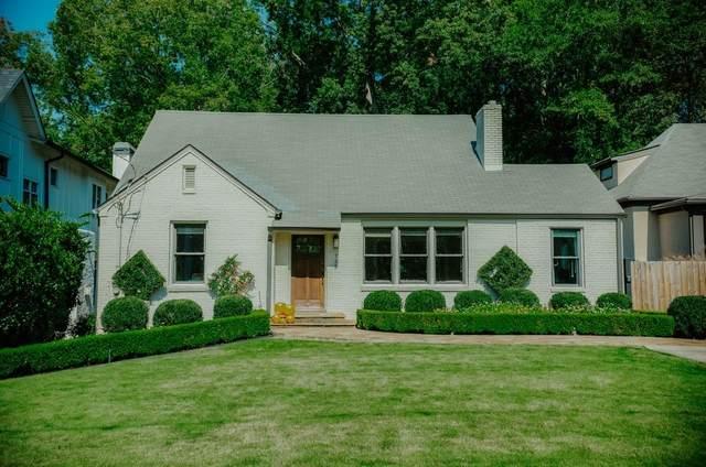 732 Hillpine Drive NE, Atlanta, GA 30306 (MLS #6796787) :: Tonda Booker Real Estate Sales