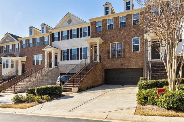 4212 Laurel Creek Court SE #6, Smyrna, GA 30080 (MLS #6796792) :: North Atlanta Home Team
