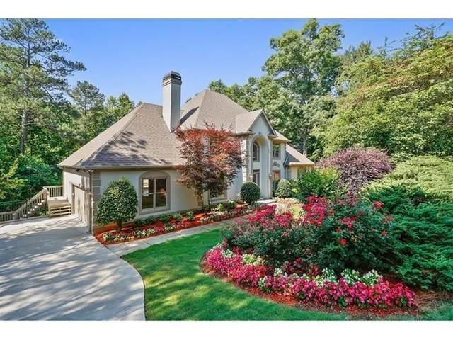255 Grogans Lake Point, Atlanta, GA 30350 (MLS #6796800) :: North Atlanta Home Team