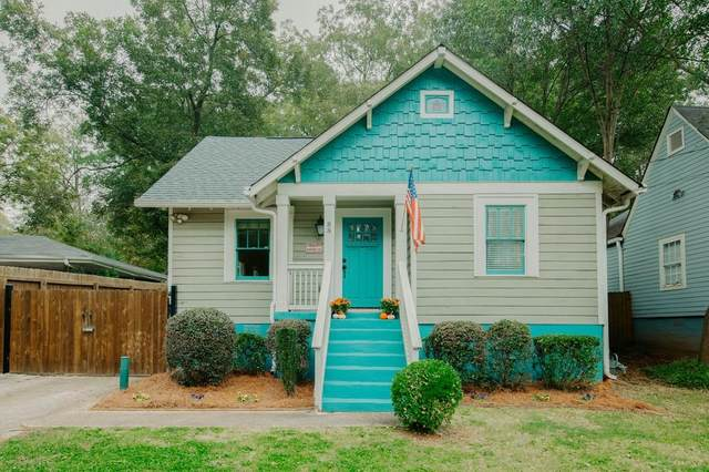 88 Wyman Street SE, Atlanta, GA 30317 (MLS #6796804) :: Tonda Booker Real Estate Sales