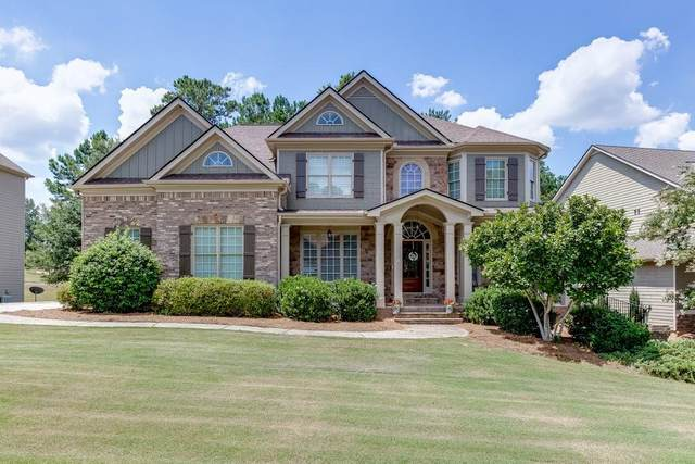 1617 Grassy Hill Court, Grayson, GA 30017 (MLS #6796805) :: Keller Williams