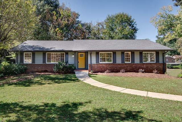 670 Foxcroft Circle SE, Marietta, GA 30067 (MLS #6796835) :: North Atlanta Home Team