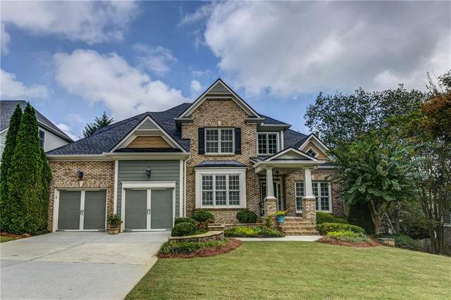 6101 Norcross Glen Trace, Norcross, GA 30071 (MLS #6796887) :: North Atlanta Home Team