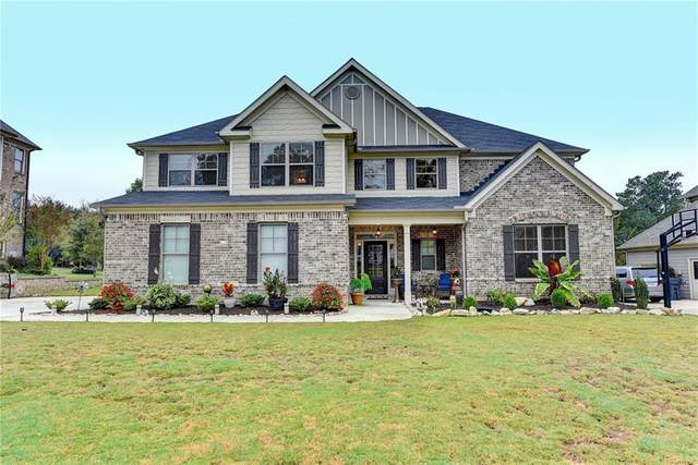 1647 Grassy Hill Court, Grayson, GA 30017 (MLS #6796909) :: North Atlanta Home Team