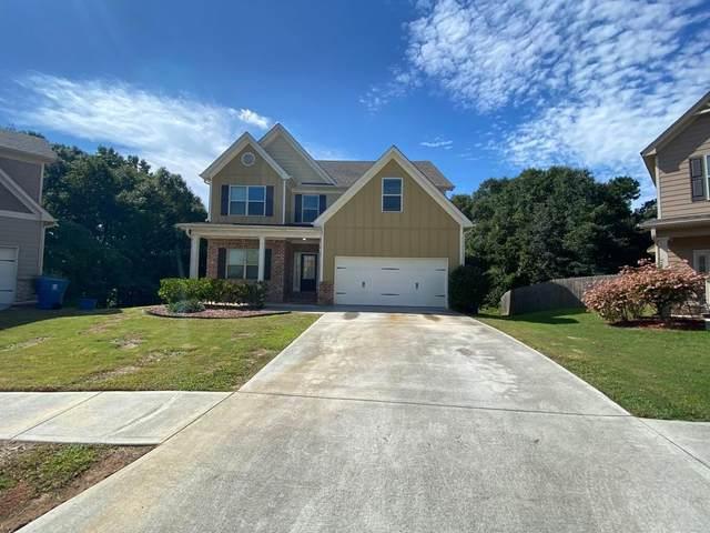 383 Strawberry Walk, Loganville, GA 30052 (MLS #6796911) :: North Atlanta Home Team
